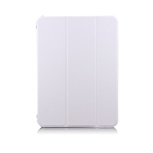Folio (Vit) Samsung Galaxy Tab 4 10.1 Flip-Fodral