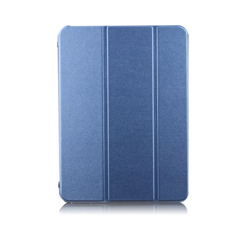Folio (Blå) Samsung Galaxy Tab 4 10.1 Flip-Fodral