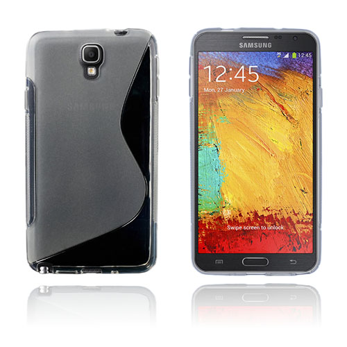S-Line (Transparent) Samsung Galaxy Note 3 Neo Skal