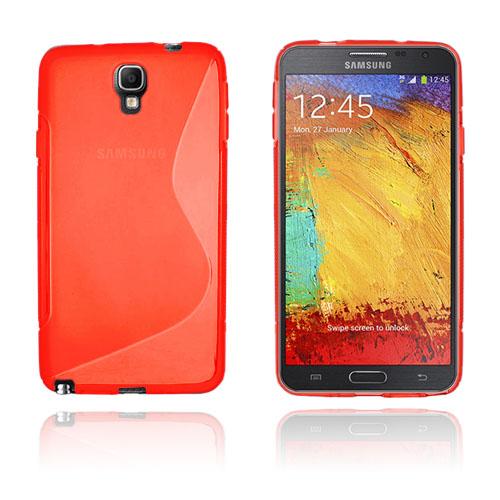S-Line (Röd) Samsung Galaxy Note 3 Neo Skal