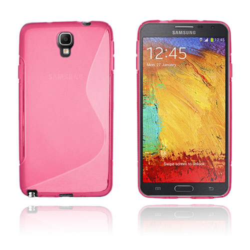 S-Line (Rosa) Samsung Galaxy Note 3 Neo Skal