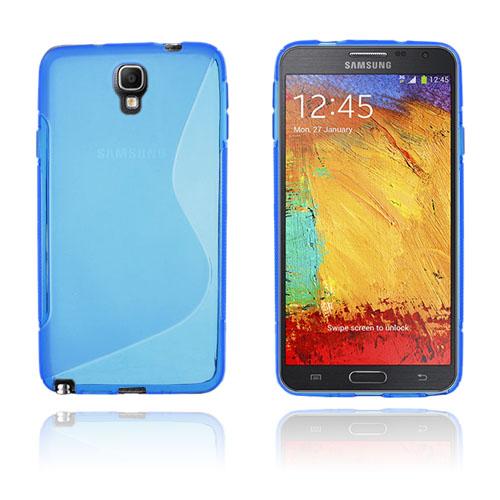 S-Line (Blå) Samsung Galaxy Note 3 Neo Skal