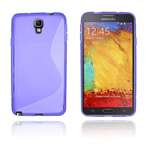 S-Line (Lila) Samsung Galaxy Note 3 Neo Skal
