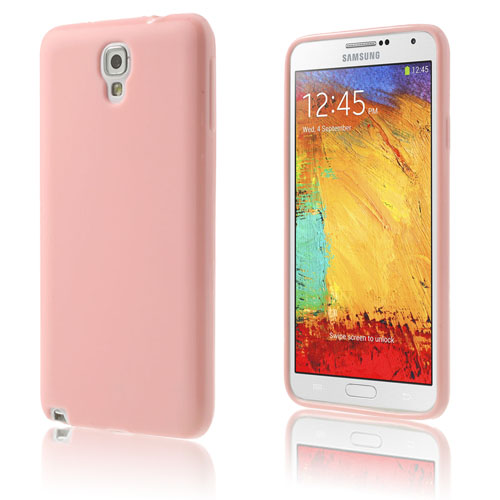 Soft Shell (Rosa) Samsung Galaxy Note 3 Neo Skal