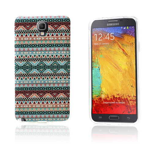Westergaard (Tribal / Triangel) Samsung Galaxy Note 3 Neo Skal