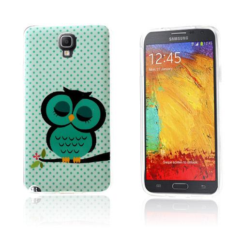 Westergaard (Sovande Uggla) Samsung Galaxy Note 3 Neo Skal