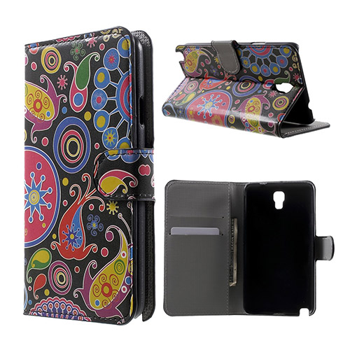 Moberg (Paisley) Samsung Galaxy Note 3 Neo Flip-Fodral