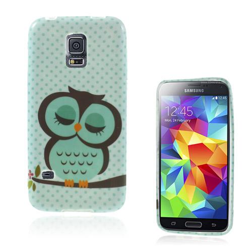 Symphony (Sovande Uggla) Samsung Galaxy S5 Mini Skal