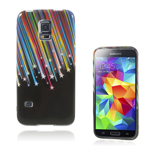 Symphony (Stjärnfall) Samsung Galaxy S5 Mini Skal