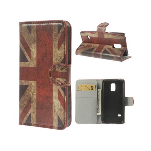 Moberg (UK) Samsung Galaxy S5 Mini Flip-Fodral