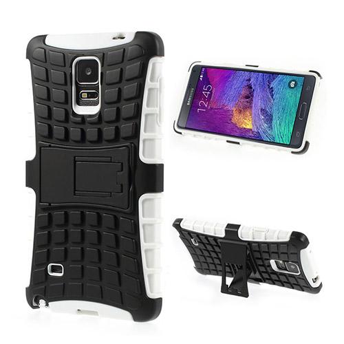 Bomb (Vit) Samsung Galaxy Note 4 Stand Case