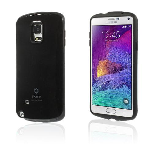 Iface (Svart) Samsung Galaxy Note 4 Skal