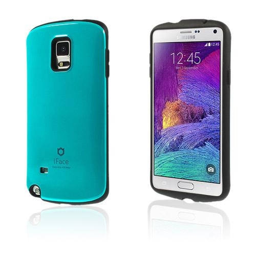 Iface (Blå) Samsung Galaxy Note 4 Skal