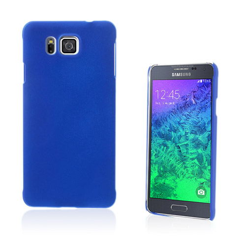 Christensen (Mörk Blå) Samsung Galaxy Alpha Skal