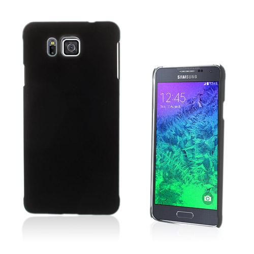 Christensen (Svart) Samsung Galaxy Alpha Skal