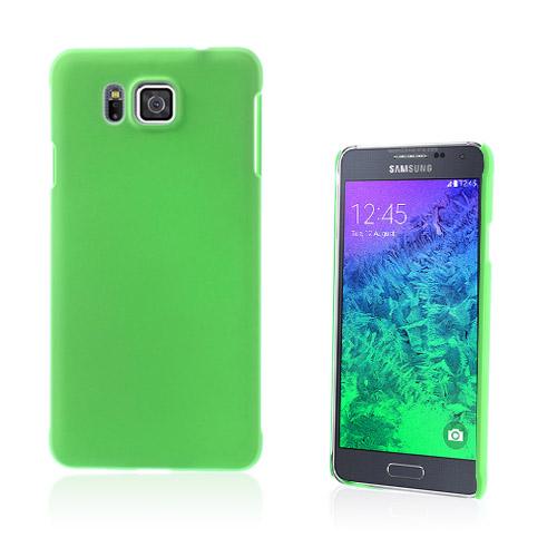 Christensen (Grön) Samsung Galaxy Alpha Skal