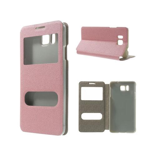 Heiberg (Rosa) Samsung Galaxy Alpha Fodral