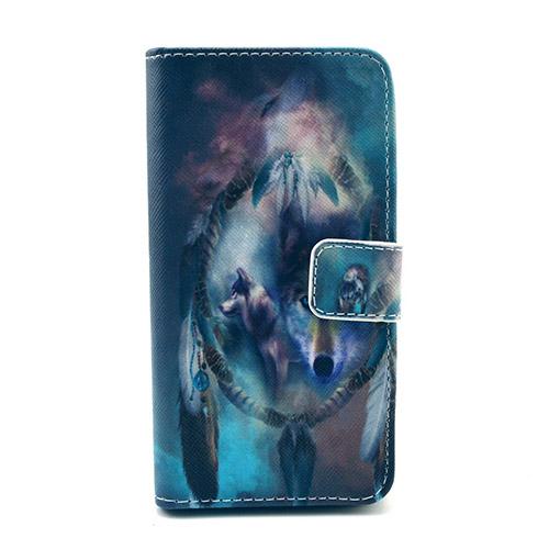 Moberg Samsung Galaxy Alpha Flip Fodral – Klockor & Vargar