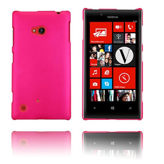 Hard Shell (Knallrosa) Nokia Lumia 720 Skal
