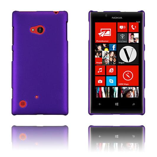 Hard Shell (Lila) Nokia Lumia 720 Skal