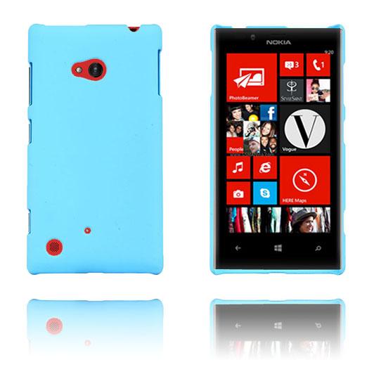 Hard Shell (Ljusblå) Nokia Lumia 720 Skal