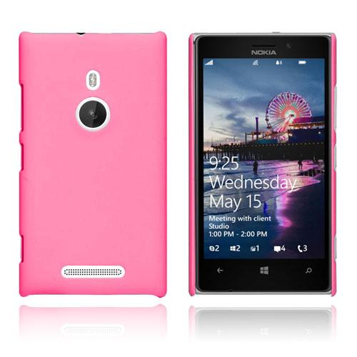 Hårdskal (Rosa) Nokia Lumia 925 Skal