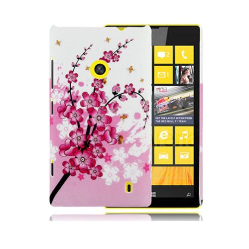 Valentine (Rosa) Nokia Lumia 520 / 525 Skal