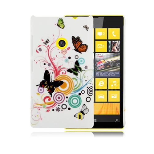 Valentine (Tre Fjärilar) Nokia Lumia 520 / 525 Skal