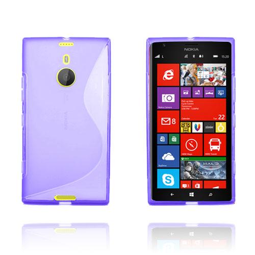 S-Line (Lila) Nokia Lumia 1520 Skal