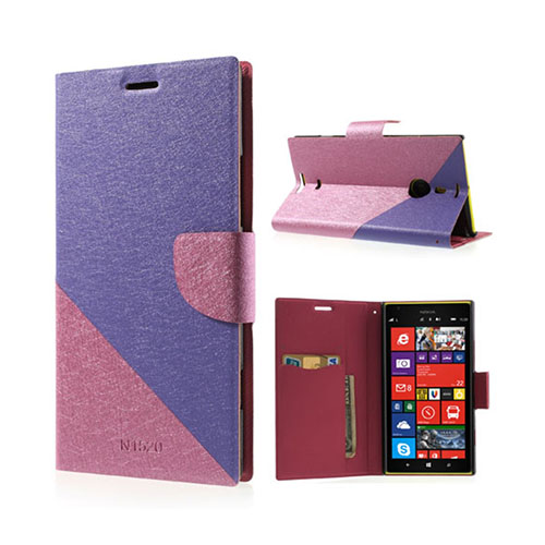 Strindberg Nokia Lumia 1520 Fodral – Lila / Varm Rosa