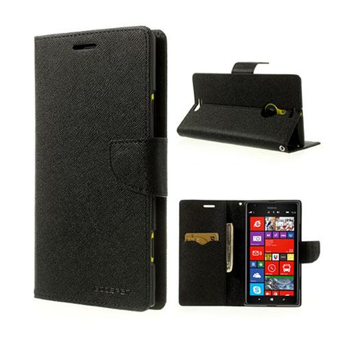 MERCURY Goospery Nokia Lumia 1520 Fodral – Svart