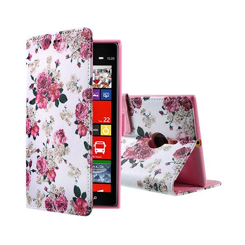 Moberg Nokia Lumia 1520 Fodral – Eleganta Ros