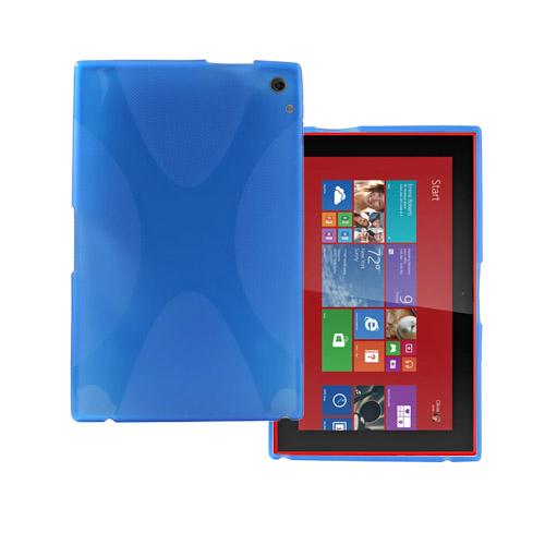 Kielland TPU Skal till Nokia Lumia 2520 Tablet – Blå