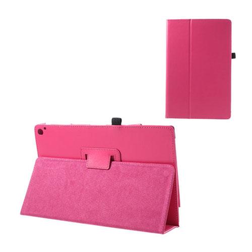 Gaarder (Het Rosa) Nokia Lumia 2520 10.1 Läder Stativ Fodral