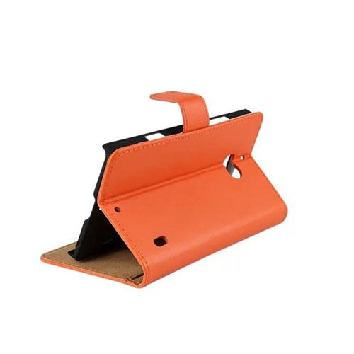 Lönnrot Nokia Lumia 929/930 Fodral – Orange