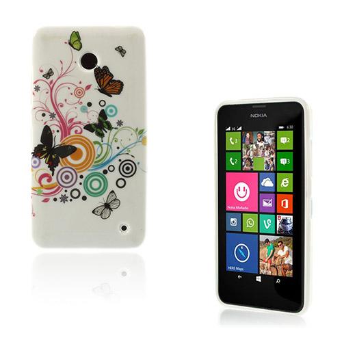Westergaard (Livlig Fjäril & Cirklar) Nokia Lumia 630 / 635 Skal