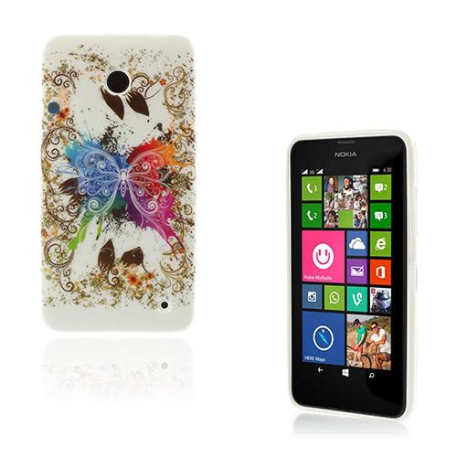 Westergaard (Färgfulla Fjäril) Nokia Lumia 630 / 635 Skal
