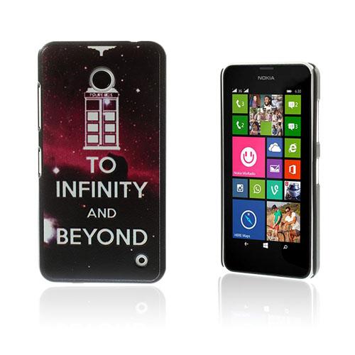 Persson Nokia Lumia 630 Skal – Till Oändligheten Och Bortom