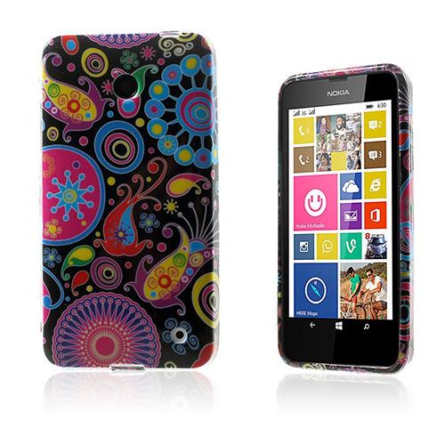 Westergaard Nokia Lumia 630 Skal – Paisley Blommor