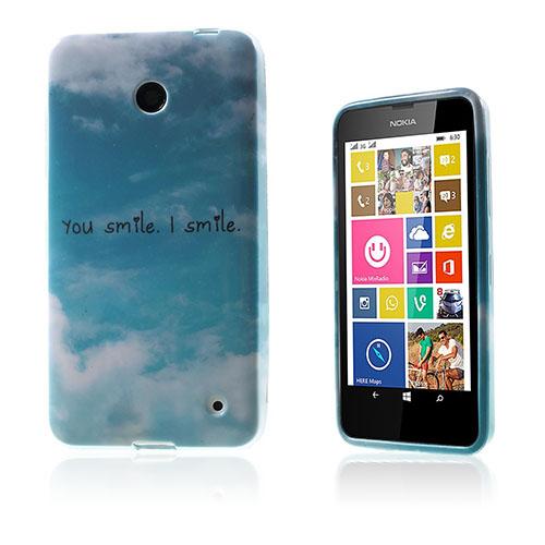 Westergaard Nokia Lumia 630 Skal – Smile Citat