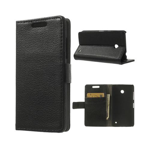Wall Street (Svart) Nokia Lumia 630/635 Fodral