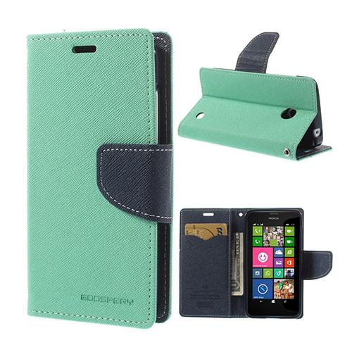 MERCURY Goospery Nokia Lumia 630/635 Fodral – Cyan