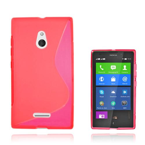 S-Line (Rosa) Nokia XL Skal