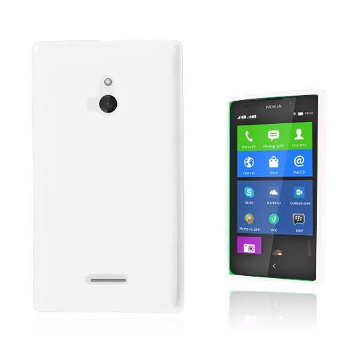 Soft Shell (Vit) Nokia XL Skal