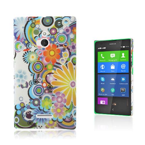 Valentine (Flower Power) Nokia XL Skal