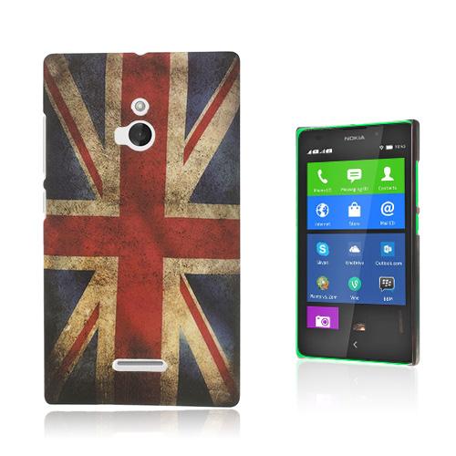 Valentine (Union Jack) Nokia XL Skal