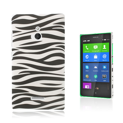 Valentine (Zebra) Nokia XL Skal