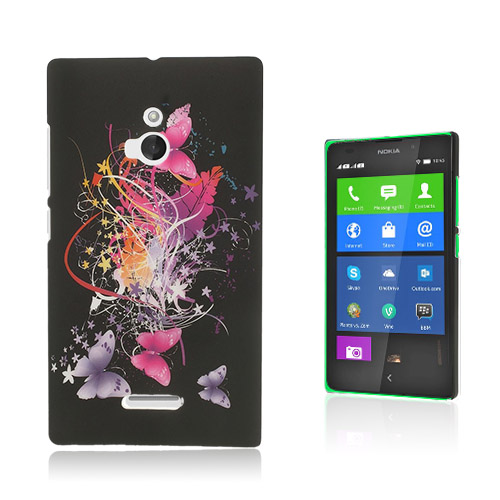 Valentine (Flygande Fjärilar) Nokia XL Skal
