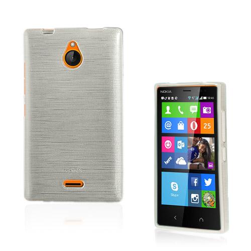 Bremer (Vit) Nokia X2 Skal