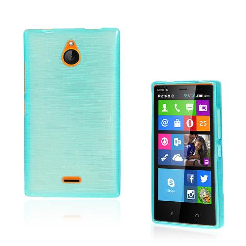 Bremer (Blå) Nokia X2 Skal
